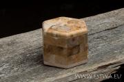 Шкатулка шестигранная